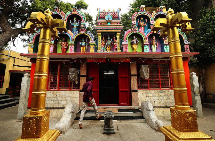 templo SUD de la India