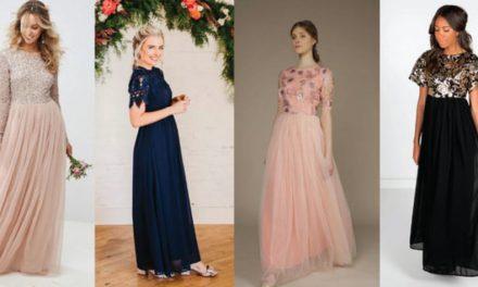 20 vestidos modestos para baile de promoción para el 2018
