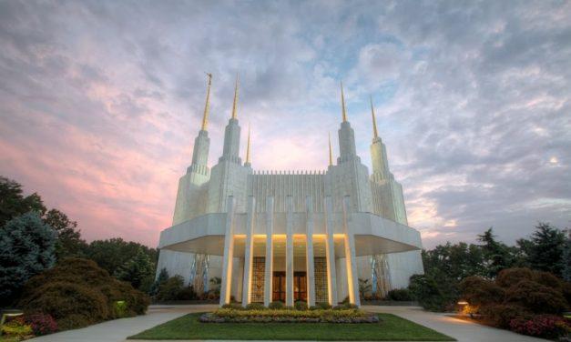 Se posterga indefinidamente la rededicación del Templo de Washington DC debido al COVID-19