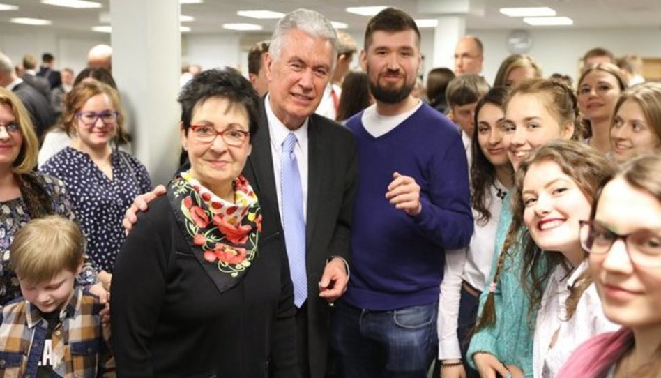 La poderosa promesa que el Élder Dieter F. Uchtdorf compartió después de visitar Rusia
