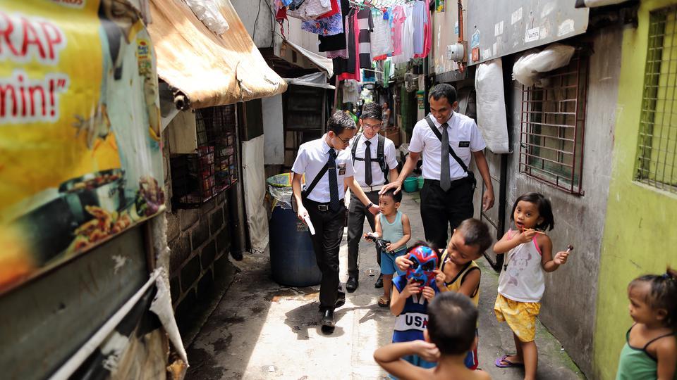 El lente de fotógrafos mormones en 24 países