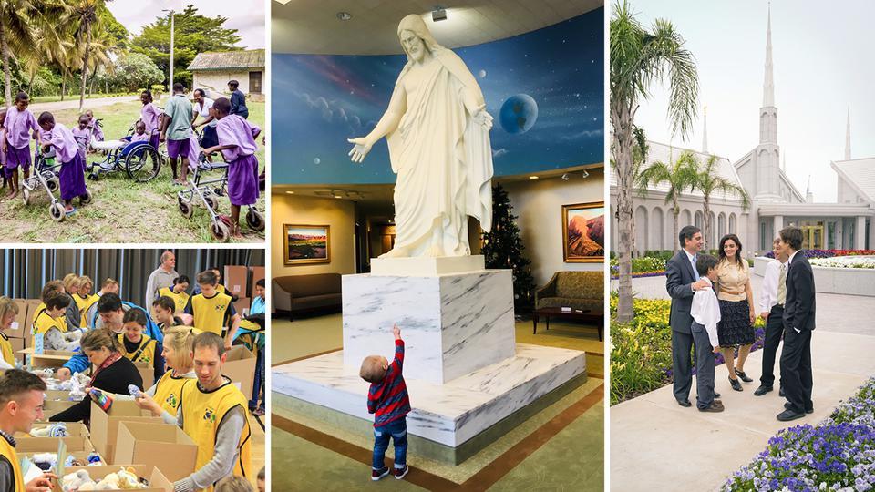 Las finanzas de la iglesia de Jesucristo y una creciente fe global