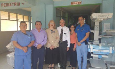 Mormones donan equipo médico a Hospital en Guatemala