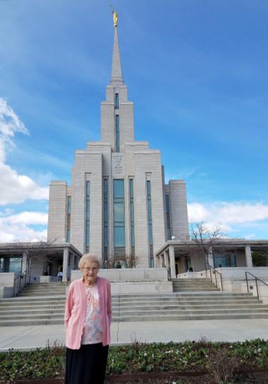 obrera del templo