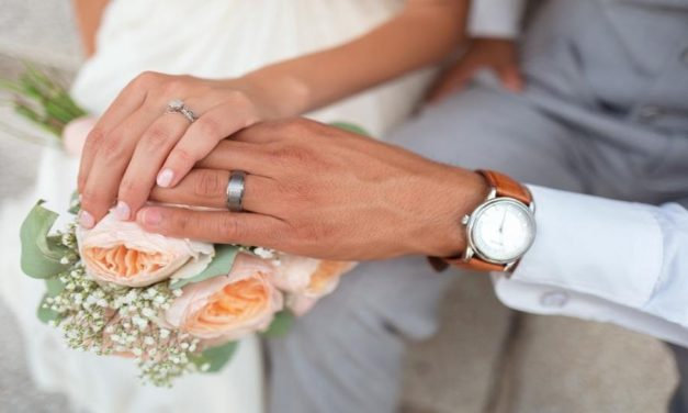 Cómo son realmente las grandes bodas mormonas : Historia en GIFs