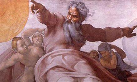 Dios no es un Santa Claus con una lista de niños buenos y malos