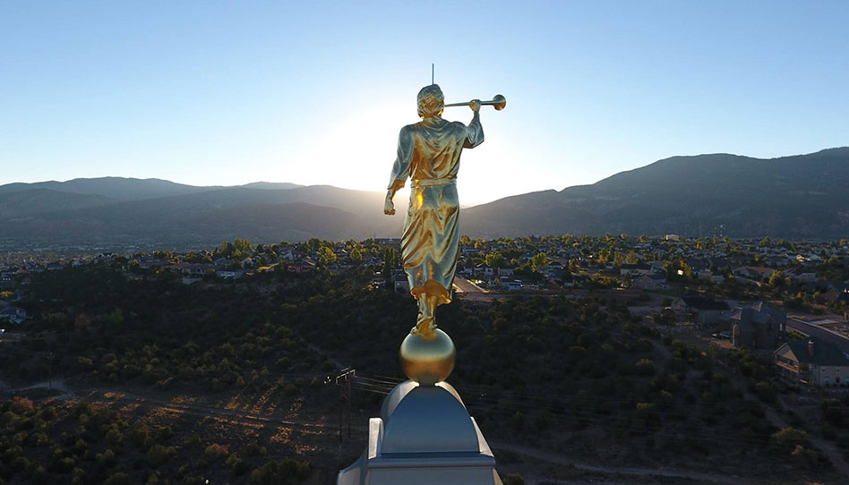 Lo que los mormones deberían (y no deberían) decir acerca de lo que sucede en el Templo