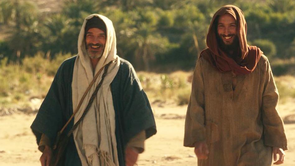 apóstoles y los 65,000 misioneros
