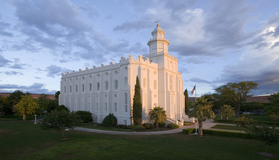 historia de la iglesia mormona
