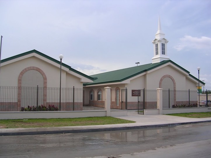 iglesia del diablo