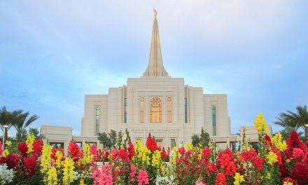 ¿Cuál es la relación entre la gracia y el templo?