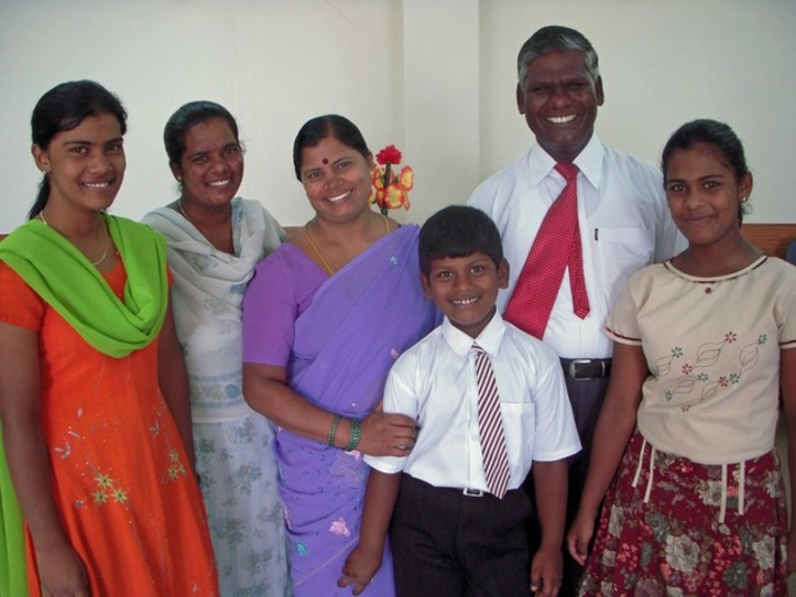 mormones alrededor del mundo