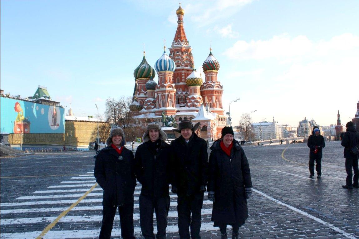 mormones en rusia