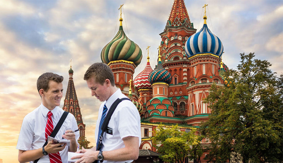 ¡Llegó la Copa del Mundo! Conoce más sobre los mormones en Rusia