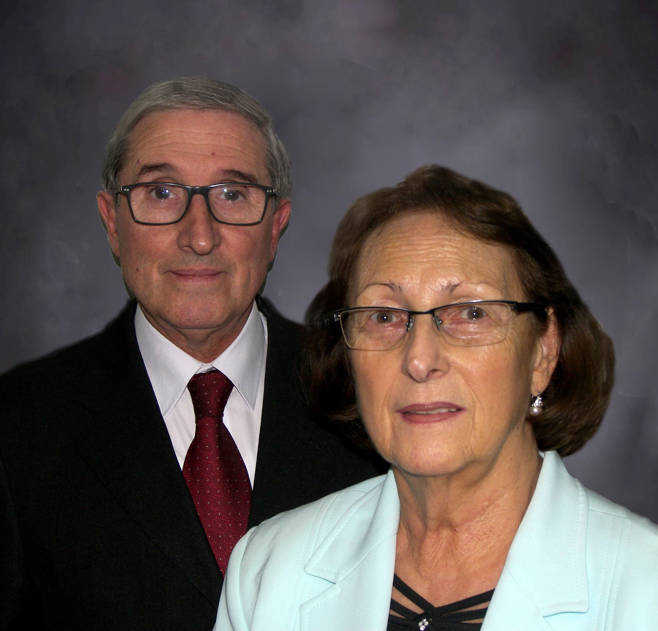 presidentes del templo
