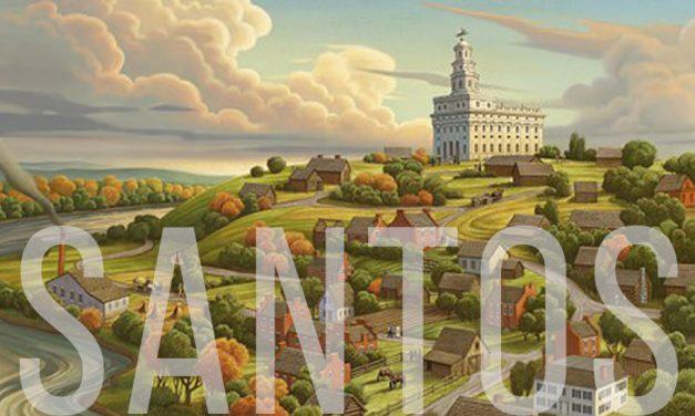 """5 cosas sorprendentes que aprendimos de """"Santos"""", el nuevo libro de historia de la Iglesia"""