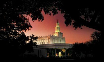Una petición para el vándalo del Templo de St. George