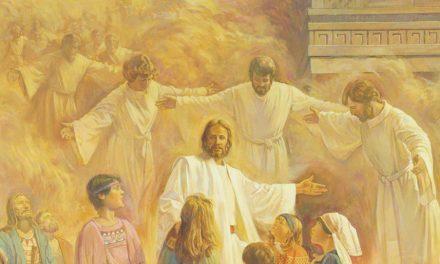 ¿Qué han dicho los apóstoles sobre los ángeles que nos rodean guiándonos?