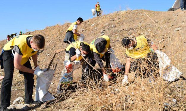 Lo que hicieron 200 jóvenes mormones en Chile