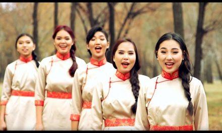 "Vídeo""¿Pensaste orar?"" en mongol"