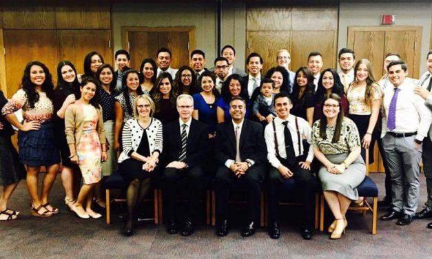 Se organiza el primer barrio de JAS en español en Utah