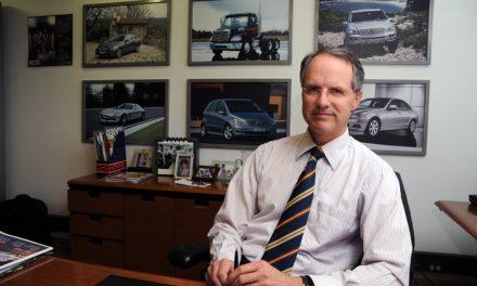 Mathías Held, de CEO en Mercedes- Benz a un líder mormón en Sudamérica