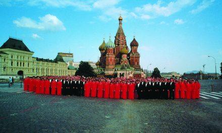 ¿Cómo el Coro del Tabernáculo Mormón cambió el papel de la iglesia en Rusia?
