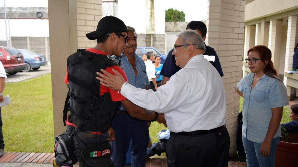 damnificados en Guatemala - ayuda mormona