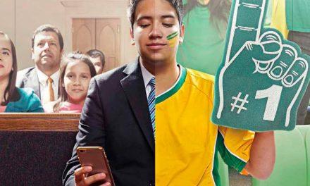 Ver o no ver el Mundial en el Día de Reposo