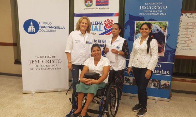 La donación mormona que ayudará a cientos de colombianos