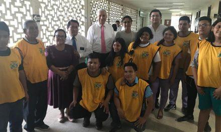 Lo que una donación mormona hace por toda una ciudad en Perú