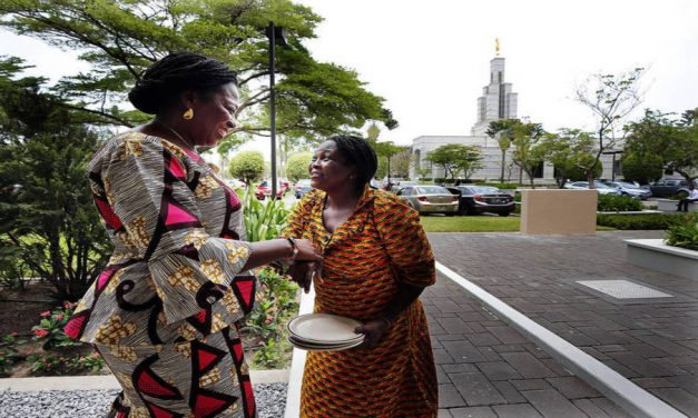 Cómo los mormones de Ghana arriesgaron el encarcelamiento por su fe