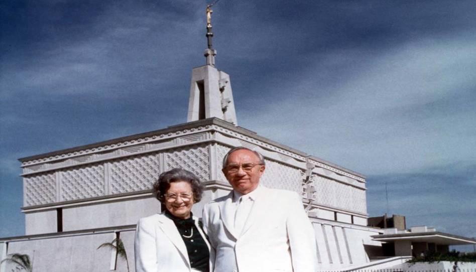 La parte más memorable del discurso en la dedicación del templo de la Ciudad de México realizado por el Presidente Hinckley