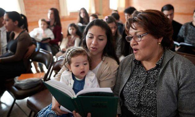 La Iglesia Jesucristo de los Santos de los Últimos Días anuncia la revisión del Himnario