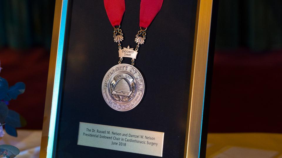 homenaje al presidente Nelson