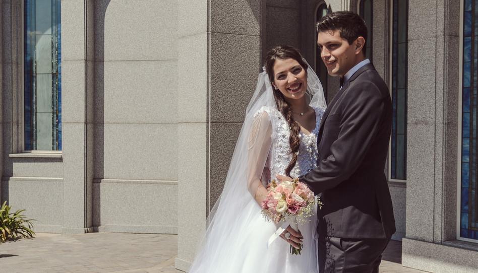 matrimonio eterno Qué pasa en los templos mormones