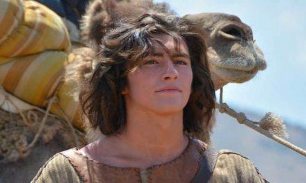 El joven que interpreta a Nefi en los próximos videos del Libro de Mormón recibe su llamamiento misional