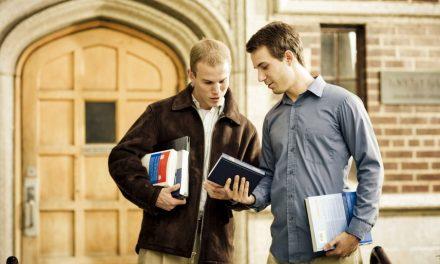 Como el hablar con dos hombres solteros Santo de los Últimos Días demostró que mis suposiciones eran incorrectas