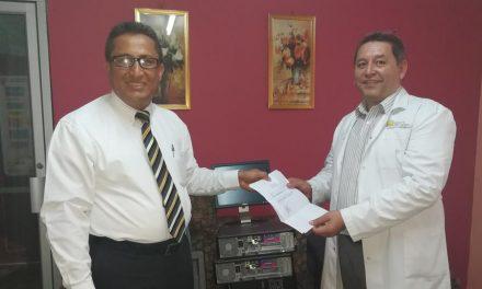 Mormones realizan donación en centro de salud en Honduras