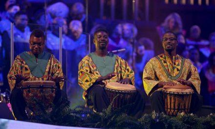 Sed Uno: ¿Por qué artistas de diferentes orígenes estaban ansiosos de compartir su fe, música y cultura en este evento de la iglesia?