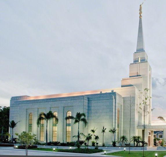 templo de manaos