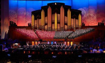 Así se vivió el aclamado concierto por el Día de los Pioneros en Utah