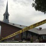 La amorosa forma de sostener a las víctimas del tiroteo en la iglesia mormona
