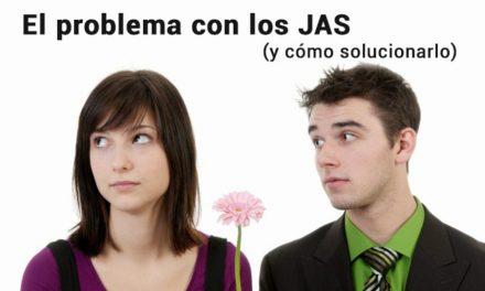 El problema con los JAS (y cómo solucionarlo)
