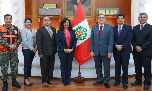 Mormones y el gobierno peruano trabajan en conjunto para ayudar a las víctimas de las Heladas