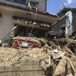 desastre en Japón