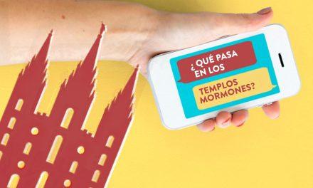 Mormones en Whatsapp: ¿Qué pasa en los templos mormones?