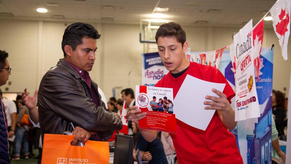 evento educativo en México