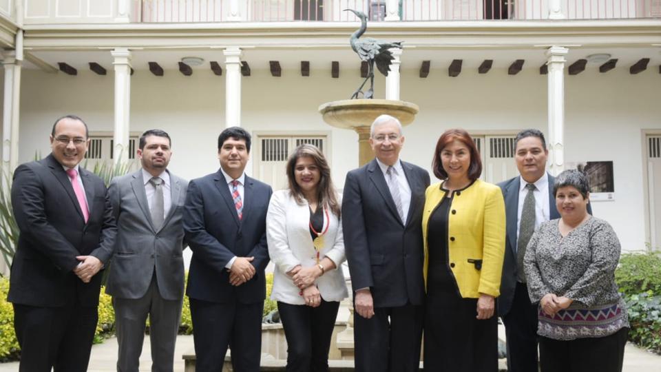 mormones y el gobierno de Colombia