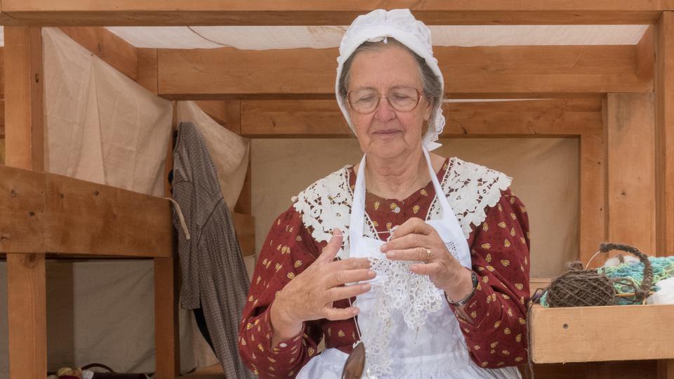 pioneros mormones en vivo